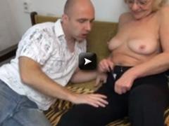 chubby older women in hairy pussy