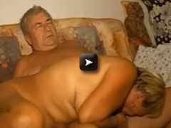 OmaPass Granny with grandpa fucked