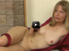 AuntJudies MILF Lexa Mayfair is interviewed